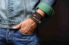 Armbanden-Power-Bead