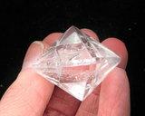 Octaëder bergkristal