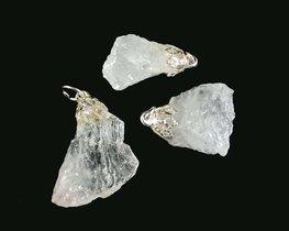 Trommelhanger ruwe Bergkristal