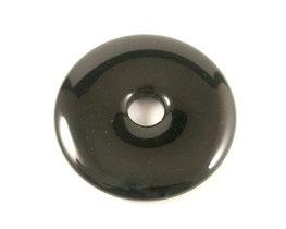 Donut Obsidiaan 3 cm