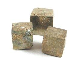 Set 3 Pyriet kubussen 33 gram