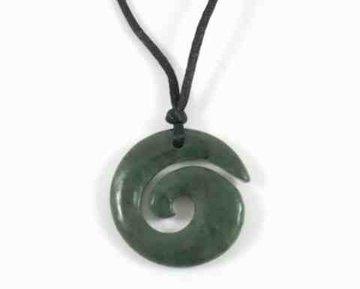 Maori veterketting van Jade