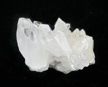 Klein cluster Bergkristal 115 gram