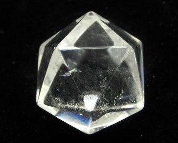 Icosaëder Bergkristal 26 gram