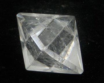 Octaëder Bergkristal 21 gram