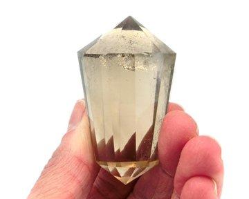 Vogel (Phi) kristal van natuurlijke Citrien