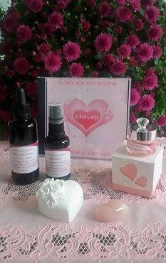 Self-Love - Elixer, DVD, Ooggel, Knuffelsteen, Geursteen Open je hart in liefde