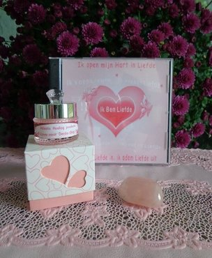 Self-Love - DVD, Ooggel en Knuffelsteen Open je hart in liefde