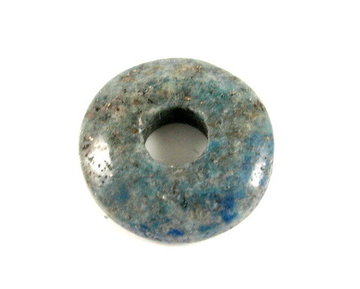 Donut Lapis Lazuli mini 1,5 cm doorsnede
