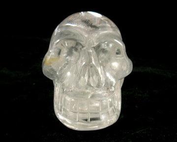 Kristallen schedel Bergkristal 225 gram