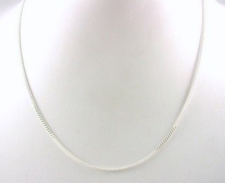 Zilveren ketting 50 cm (0,9 mm)