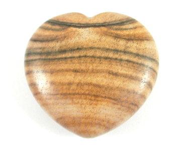 Landschapsjaspis hart (plat)