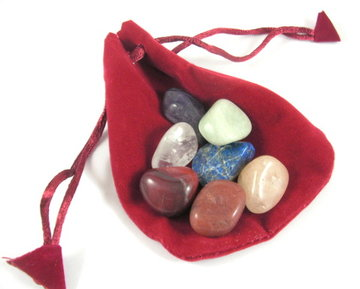 Chakra stones luxe