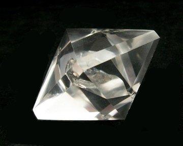 Octaëder Bergkristal 65 gram