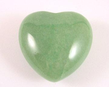 Groene Aventurijn hart