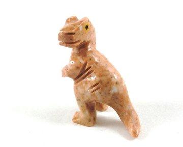Dinosaurus staand Hickoriet