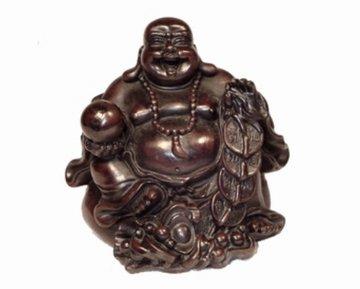 Boeddha met munten (nog 1 stuks)