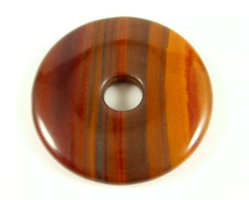 Donut Tijgerijzer 4 cm