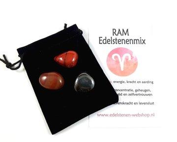 Ram Edelstenenmix