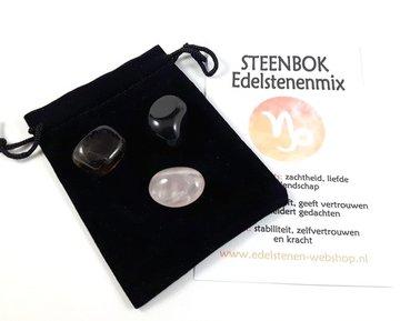 Steenbok Edelstenenmix
