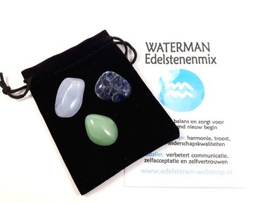 Waterman Edelstenenmix