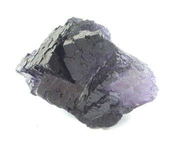 Ruwe paarse Fluoriet 290 gram
