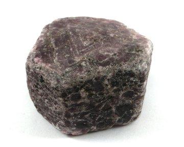 Ruwe robijn 145 gram