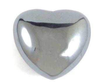 Hematiet hart XL