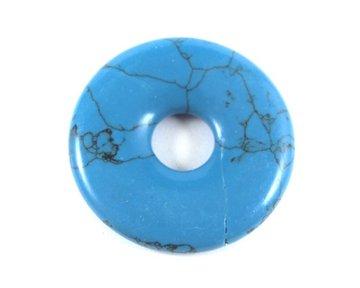 Donut blauwe Howliet