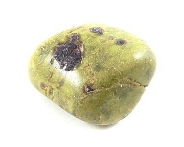 Atlantasiet knuffelsteen 17 gram