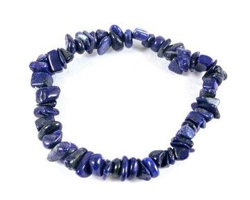 Splitarmband Lapis Lazuli: uiten van gevoel en creativiteit
