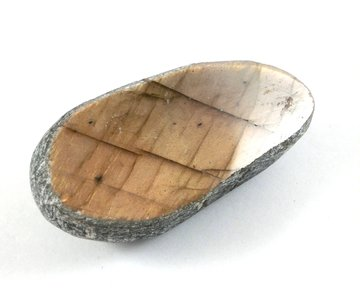 Labradoriet Emu egg 80 gram