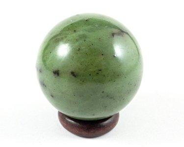 Bol groene Jade